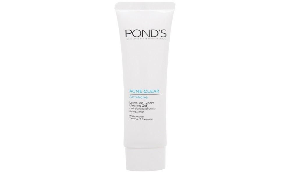 Gel trị mụn Pond's acne clear được thiết kế nhỏ gọn rất tiện lợi