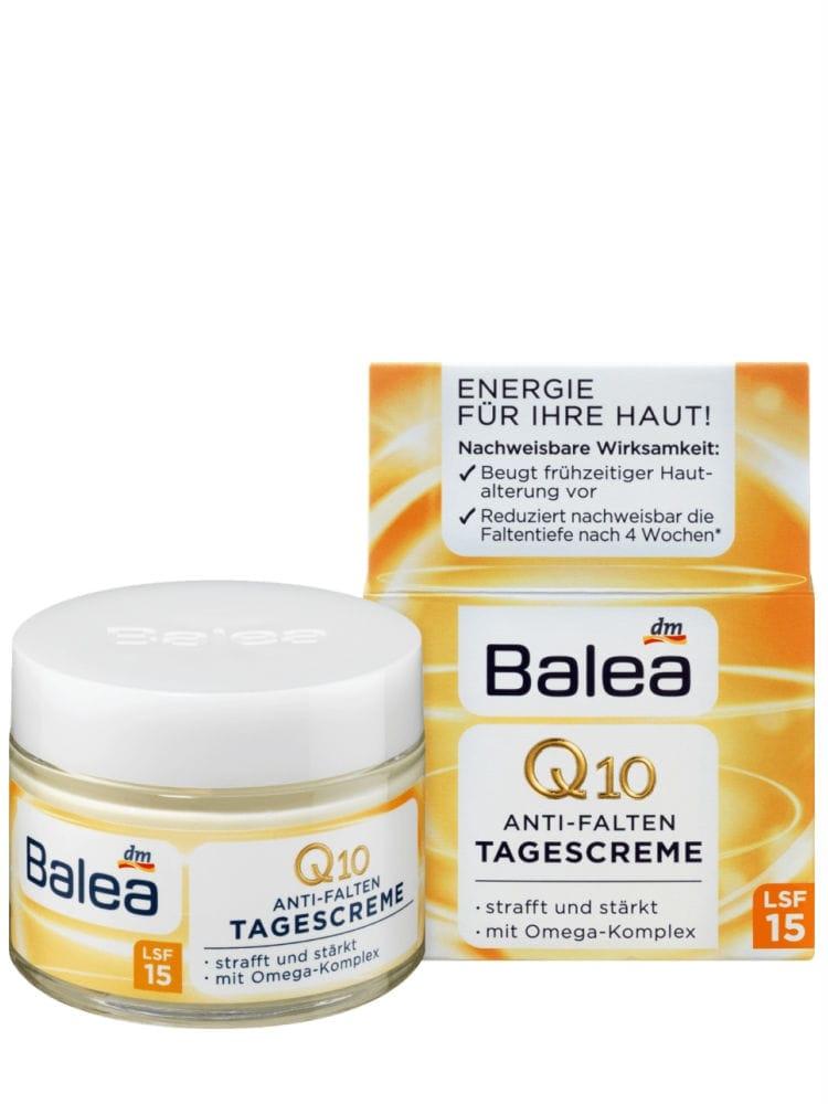 Kem dưỡng trắng da Balea Q10