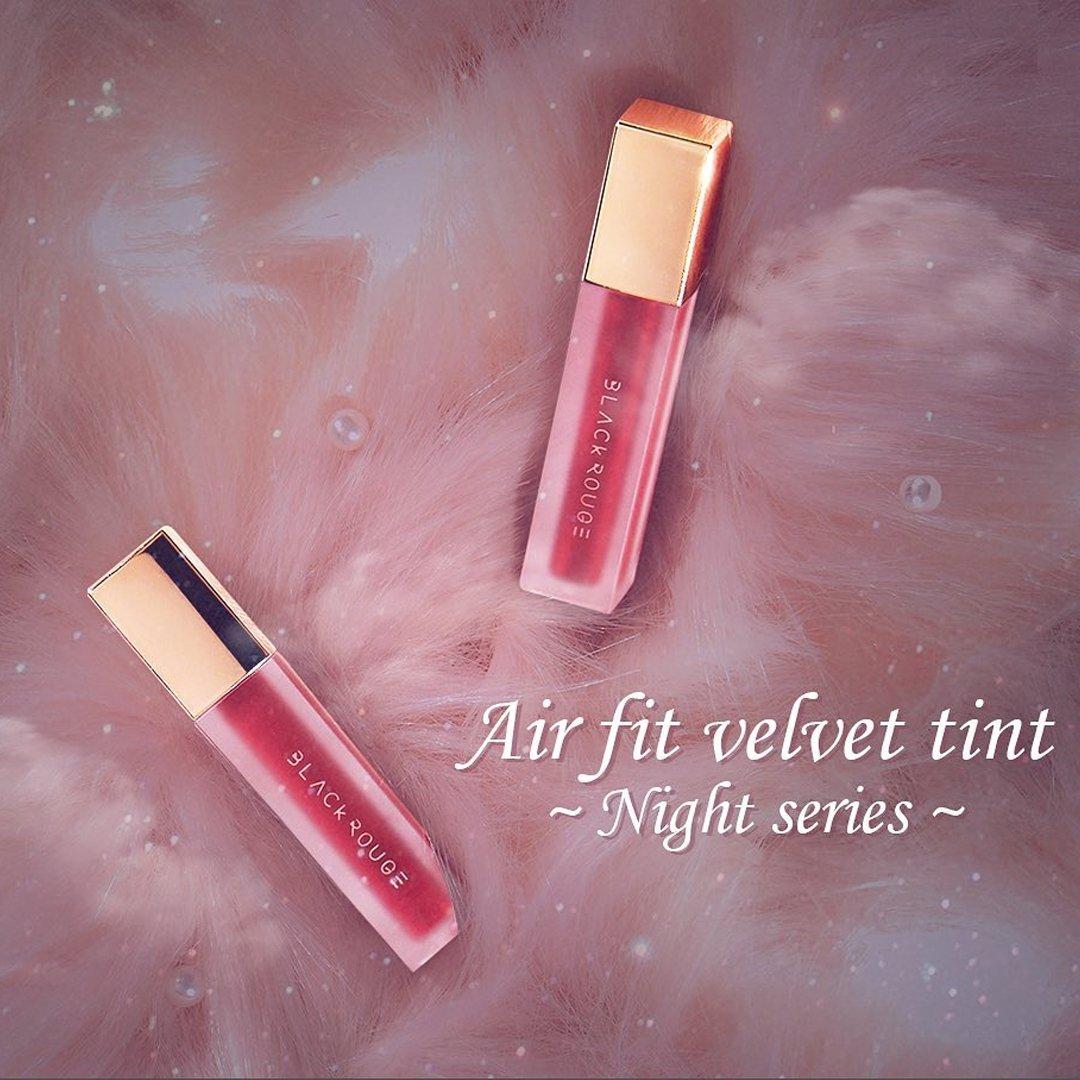 Thiết kế sang chảnh của black rouge air fit velvet tint ver5