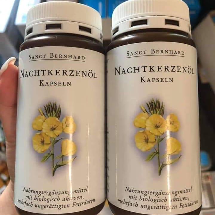 Tinh dầu hoa anh thảo Nachtkerzenol Kapseln