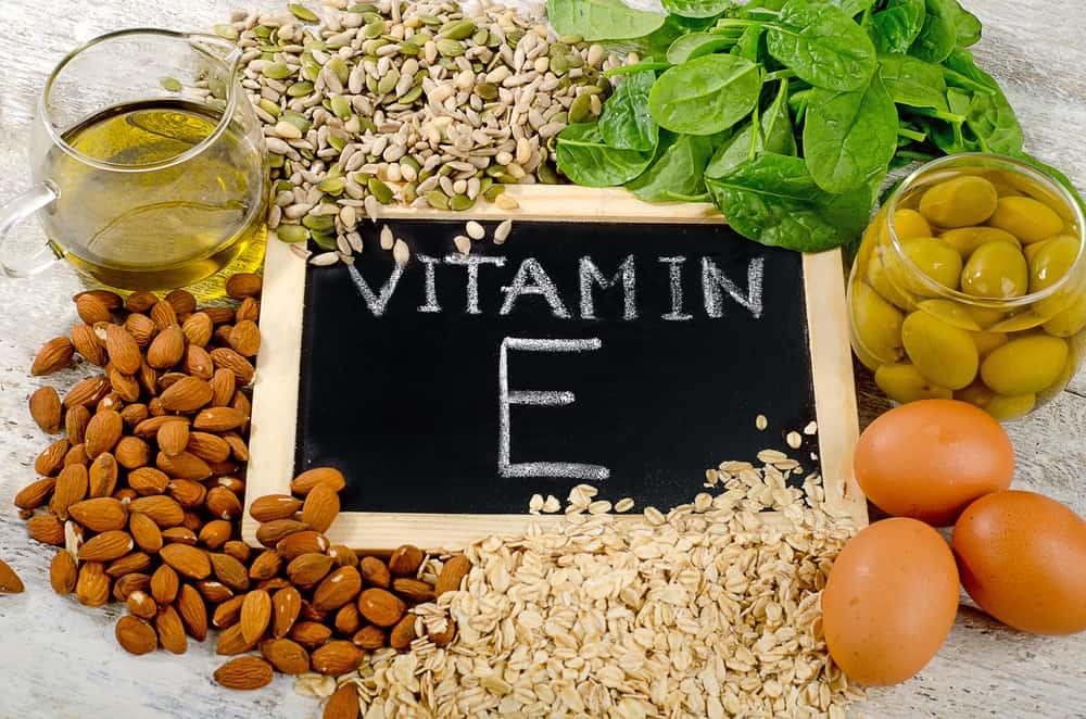 Tinh dầu hoa anh thảo chứa nhiều Vitamin E