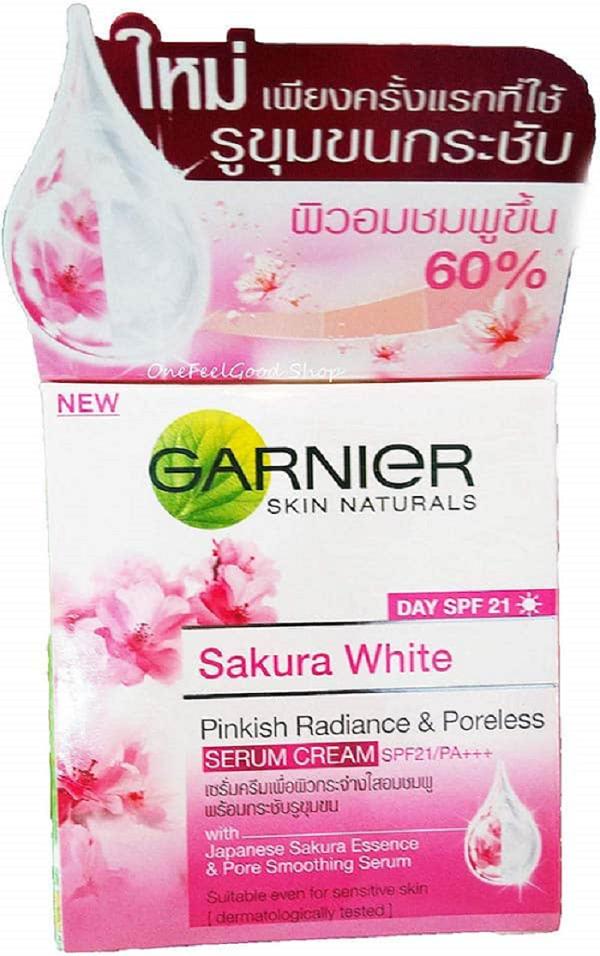 Kem trị nám Garnier Thái Lan có giá bình dân