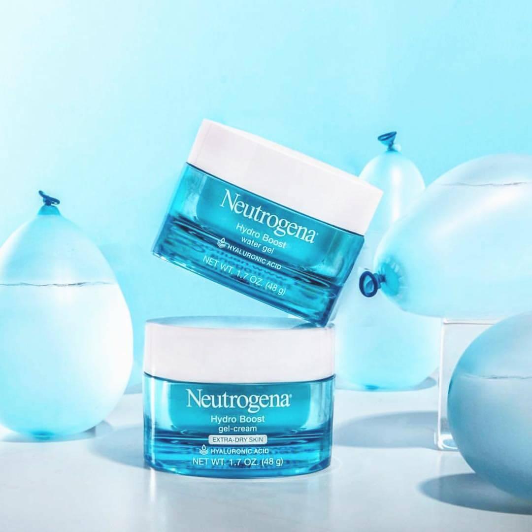 Thiết kế nhỏ gọn, xinh xắn của kem dưỡng ẩm Neutrogena