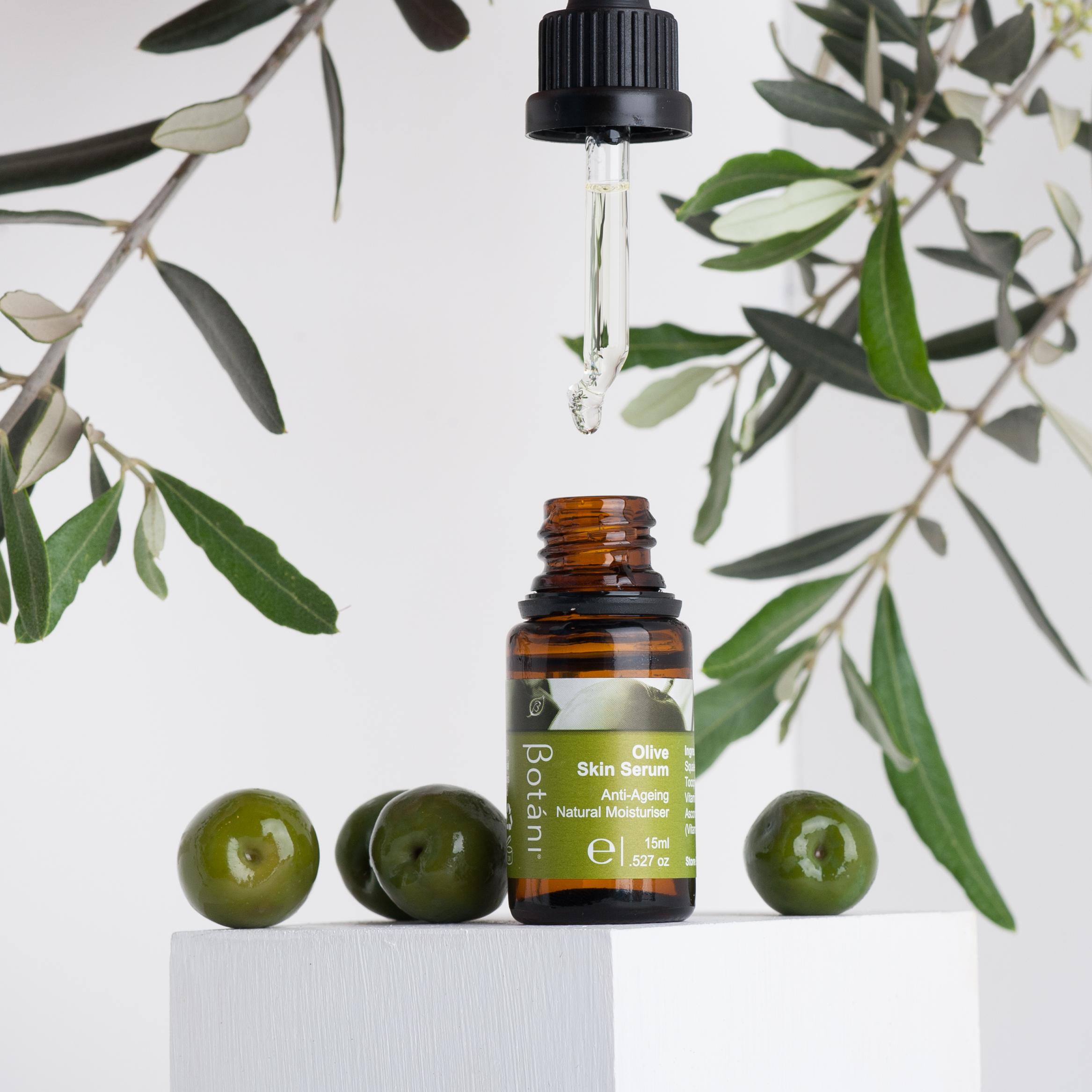 Botáni Squalene Olive Skin Serum có độ lành tính cao