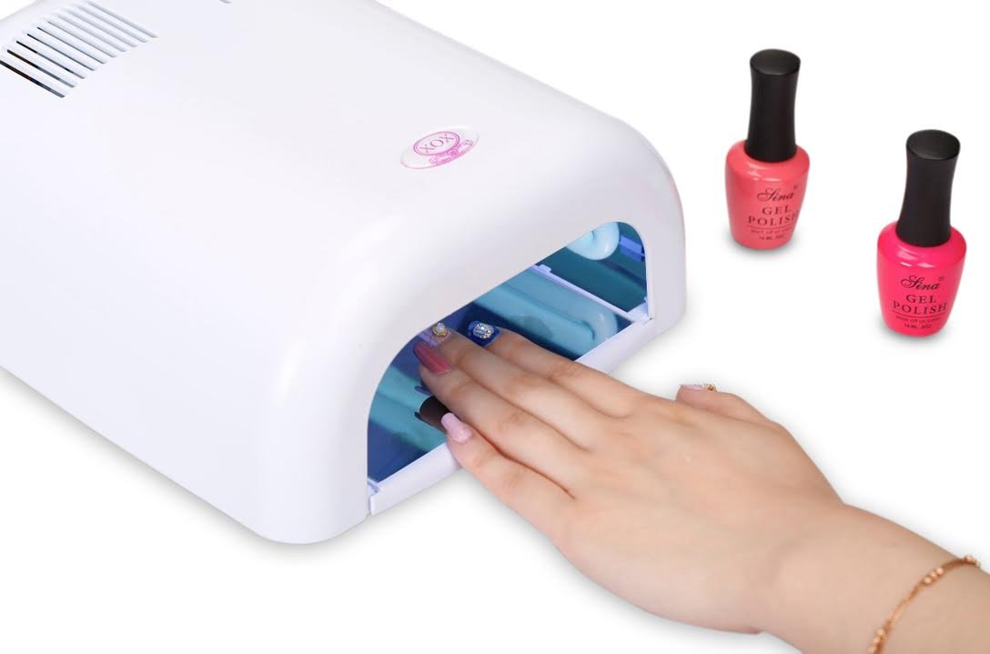 Mua máy hơ gel giúp bạn có bộ móng đẹp nhanh hơn