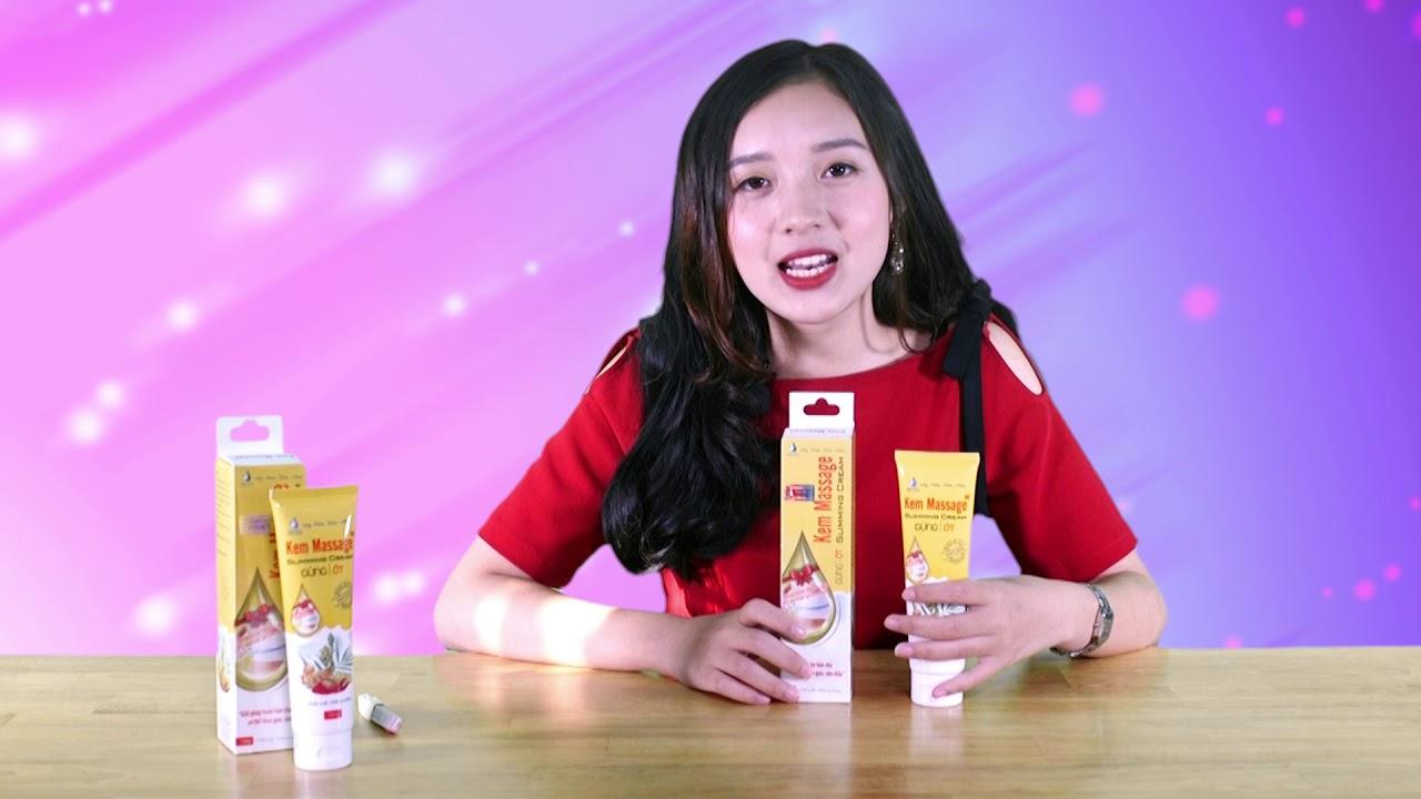 Review kem Massage Slimming Cream có tốt không