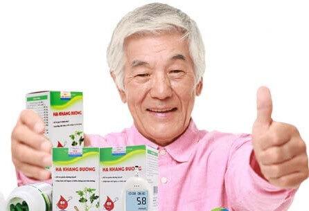 Đường huyết ổn định nhờ sử dụng sản phẩm Hạ Khang Đường