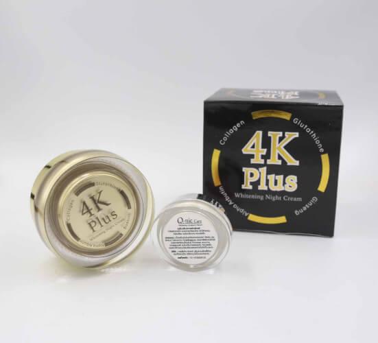 Kem dưỡng da 4K plus từ Thái Lan