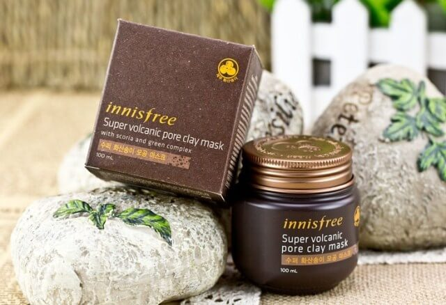 Mặt nạ Innisfree Super Volcanic Pore Clay Mask