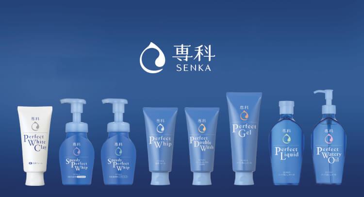 Mỹ phẩm Senka đến từ Nhật Bản