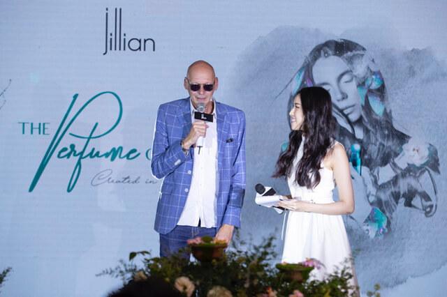 Thương hiệu nước hoa cao cấp Jillian ra mắt lần đầu tại Châu Á
