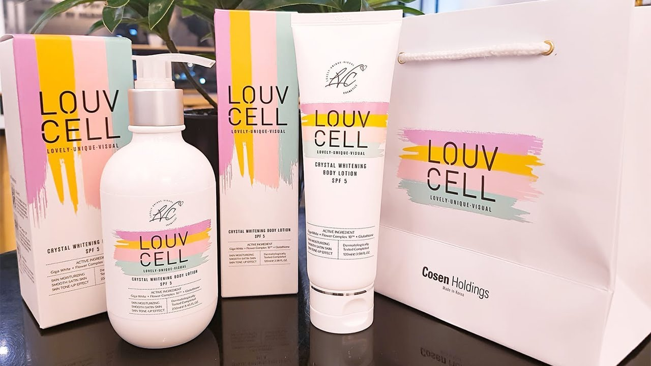 Kem body Louv Cell