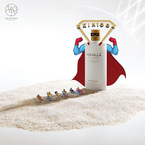 Kem chống nắng Skin1004 bảo vệ da tối đa