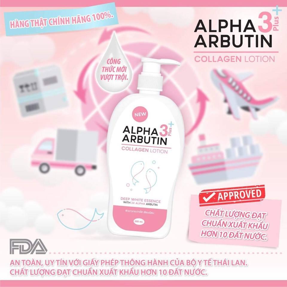 Kem dưỡng kích trắng Alpha Arbutin