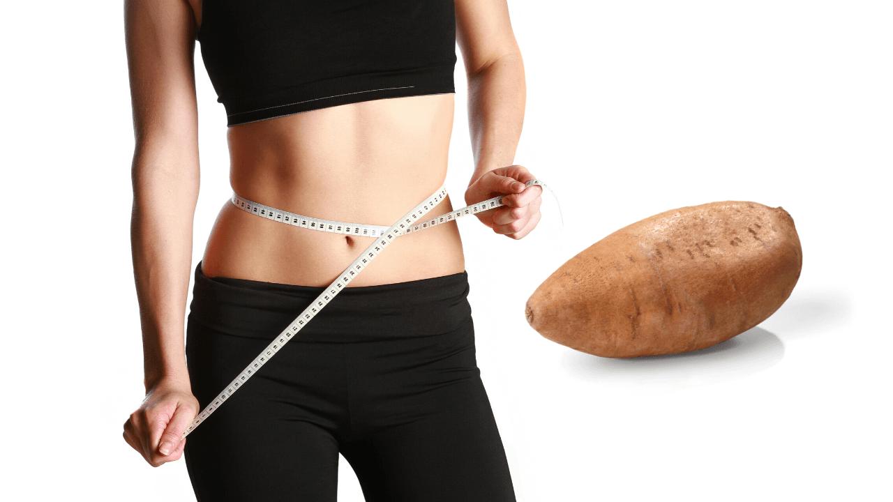 Kết hợp khoai lang với yến mạch để giảm cân