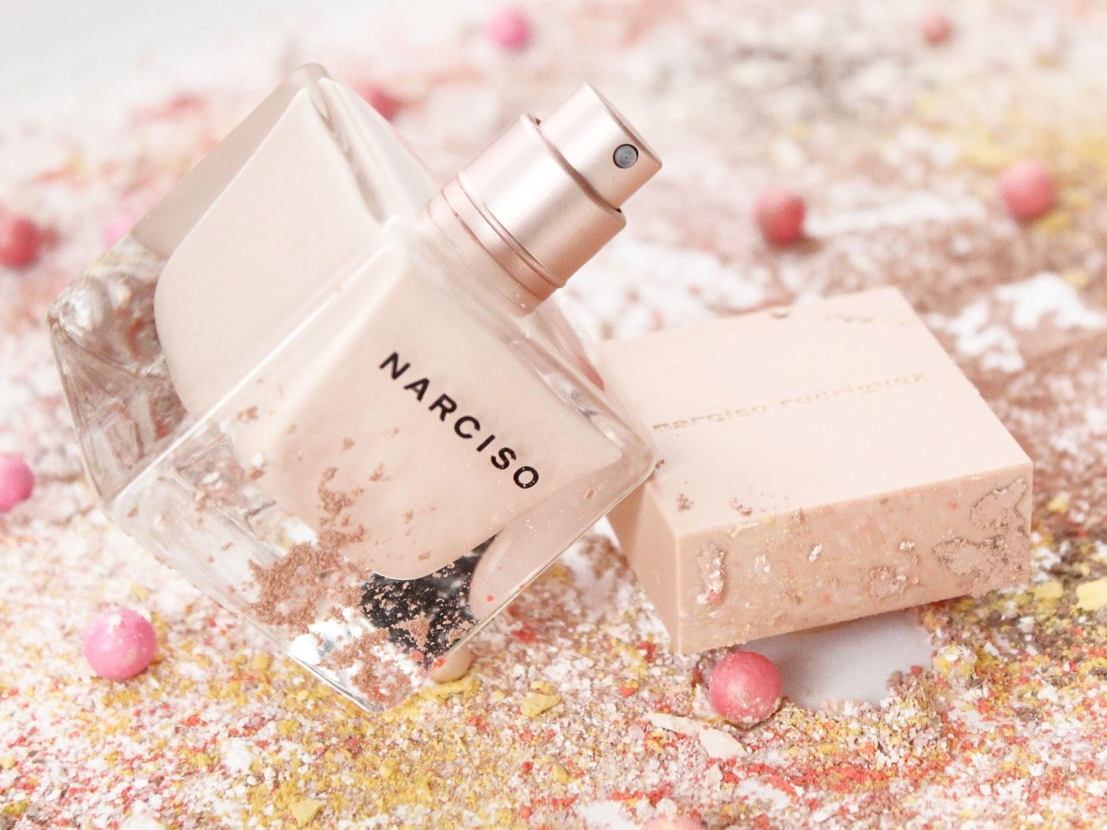 Nước hoa Narciso hồng be