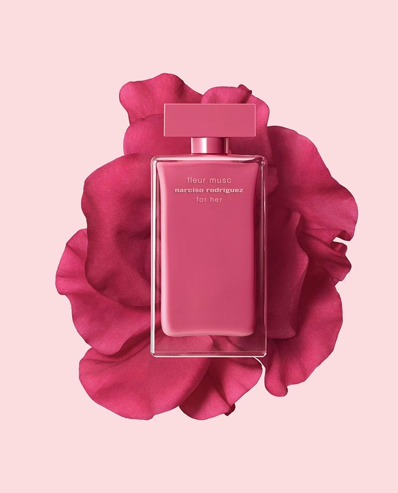Nước hoa Narciso hồng đậm