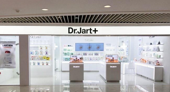 Thương hiệu Dr.Jart+ khá được ưa chuộng tại Hàn Quốc