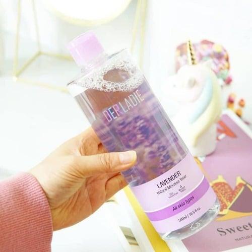 Nước hoa hồng derladie lavender kiềm dầu hiệu quả