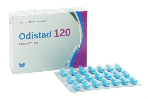 Thuốc giảm cân odistad 120mg