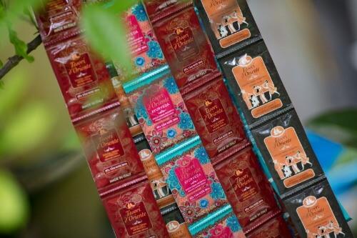 Dây sữa tắm nước hoa Tesori d'Oriente với nhiều mùi hương cùng giá bán khá mềm
