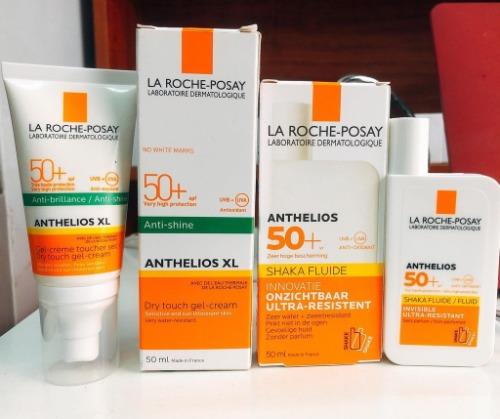 Sản phẩm chống nắng giúp bảo vệ da