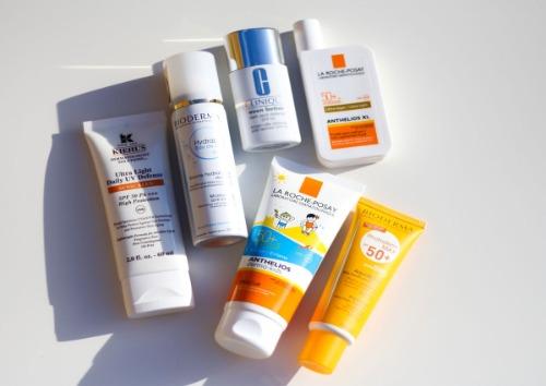 Loại da thường sẽ dùng được nhiều loại chống nắng