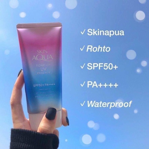 Chống nắng Skin Aqua Tone Up Essence