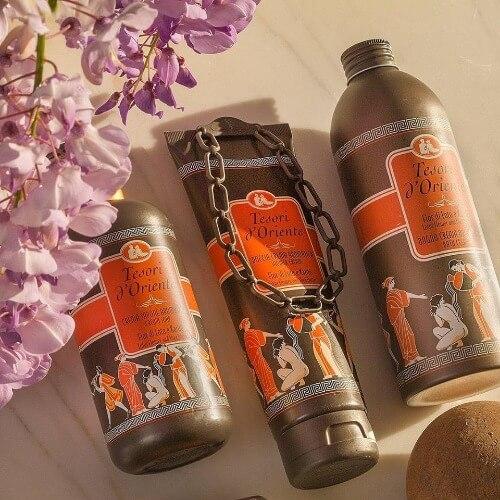 Sữa tắm Tesori d'Oriente hoa sen được nhiều người yêu thích