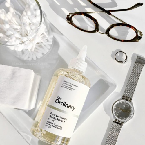 toner the ordinary glycolic acid 7% toning solution
