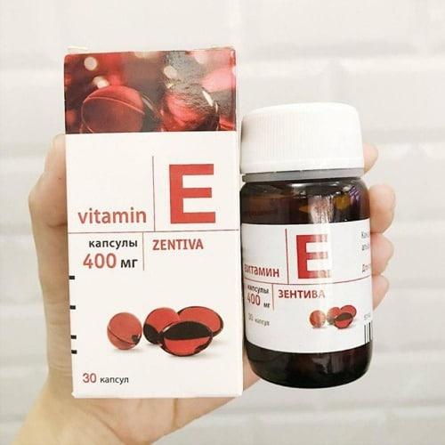 Vitamin E đỏ của Nga đảm bảo an toàn cho sức khỏe của bạn