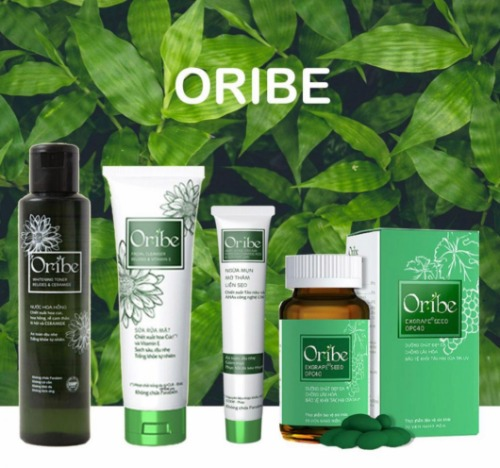 Thương hiệu Oribe đang ngày càng khẳng định được vị thế của mình thông qua nhiều dòng sản phẩm thiên nhiên, lành tính.