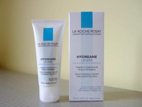 Kem dưỡng ẩm cảu Pháp La Roche Posay Hydreane Legere an toàn cho da dầu mụn