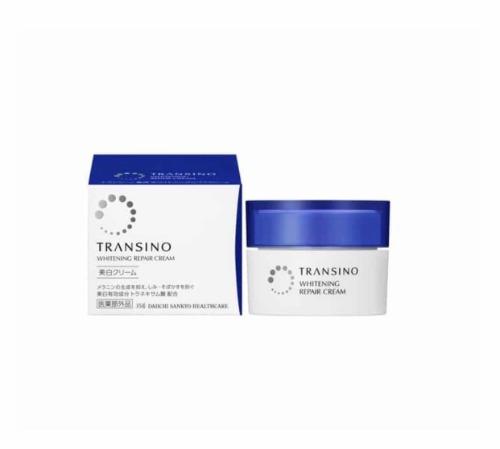 Kem tái tạo Transino giúp bạn lấy lại làn da tươi trẻ như thuở thanh xuân.