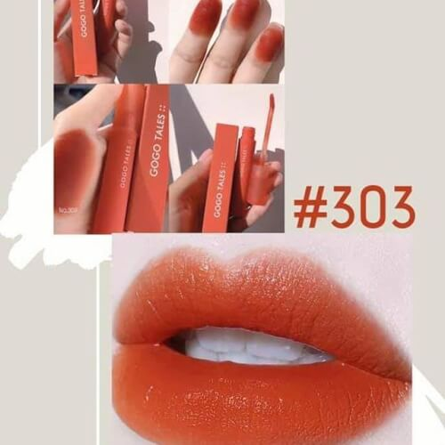 Màu #303 tiếp tục là một tông cam rực rỡ cho mùa hè.