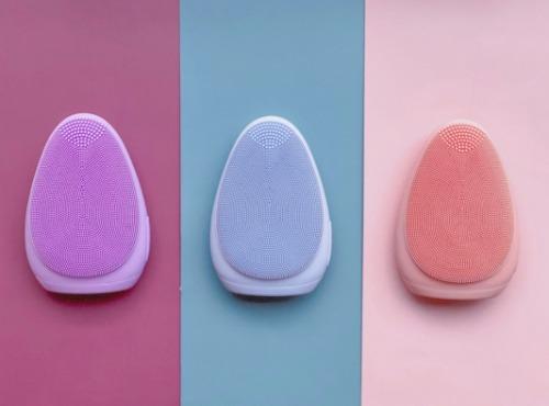 Ba màu sắc xinh đẹp của dòng máy rửa mặt Emmié.