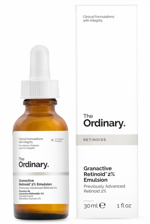 Serum chống lão hoá The Ordinary Granactive Retinoid 2% Emulsion nhà The Ordinary.