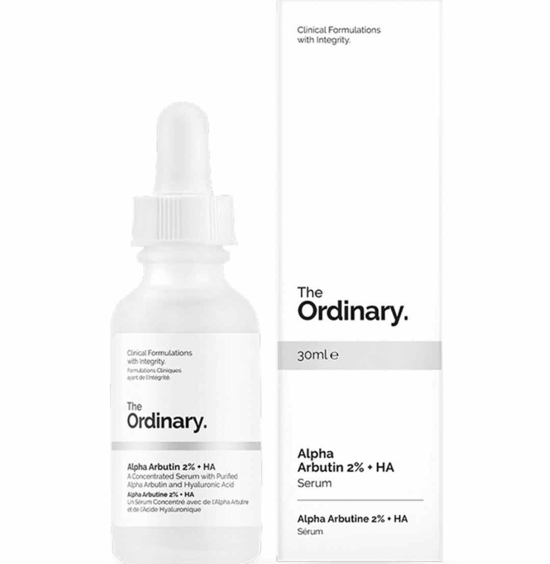 The Ordinary Alpha Arbutin 2% + HA.