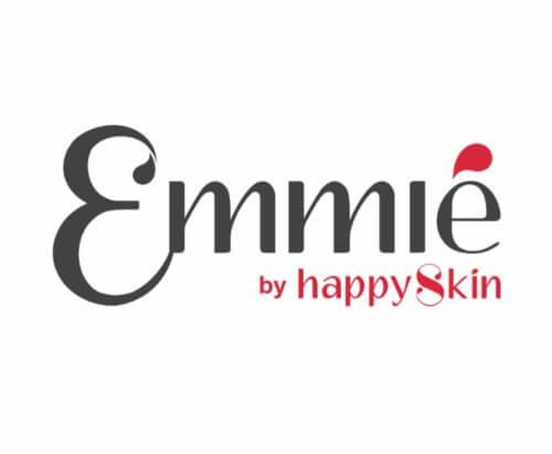 Thương hiệu Happy Skin được phát triển bởi Emmié Hoàng.