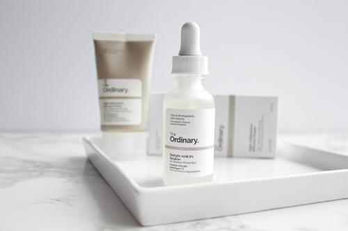 Sử dụng serum kết hợp với các sản phẩm khác của The Ordinary