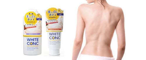 Sữa tắm White Conc của Nhật Bản