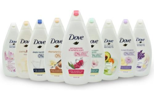 Sữa tắm Dove Deeply Nourishing