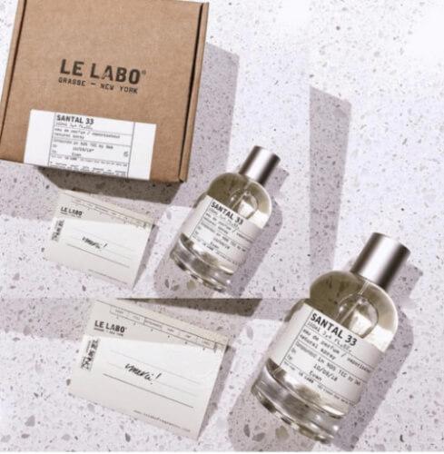 Giá thành của nước hoa Le Labo 33 không quá thoải mái nhưng chắc chắn mùi hương này sẽ khiến bạn phải theo đuổi.