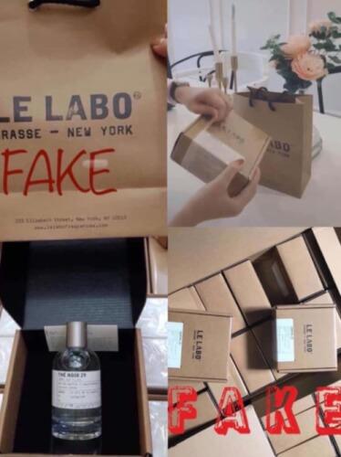 Hãy là người tiêu dùng thông thái khi quyết định mua nước hoa Le Labo 33.