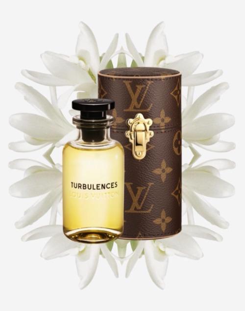 Nước hoa Louis Vuitton Turbulences khuấy động với mùi hương sôi nổi, trẻ trung.