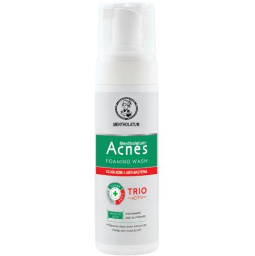 Dạng bọt tiện lợi và siêu nhẹ dịu sẽ nâng niu những làn da quá mẫn cảm.