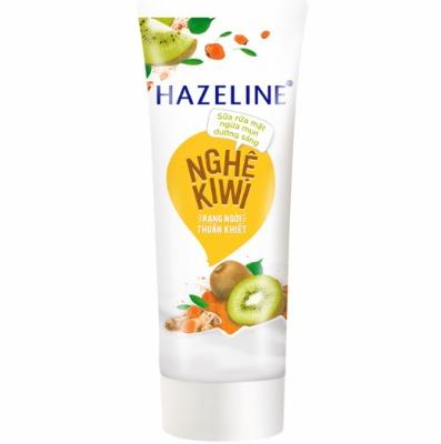 Chiết xuất kiwi và nghệ tươi ngăn ngừa mụn, làm sáng da.