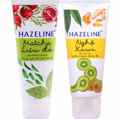 Sữa rửa mặt Hazeline có chất lượng ổn, giá thành siêu rẻ và dễ tìm mua.