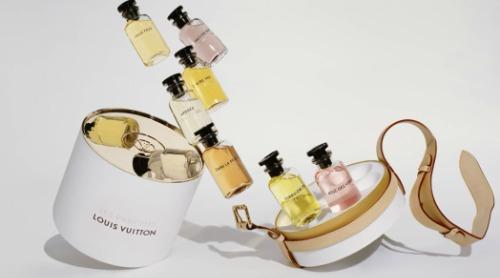 Bộ sưu tập Les Parfums Louis Vuitton đánh dấu sự trở lại của thương hiệu nước hoa nhà LV.
