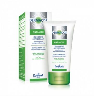 Chiết xuất thiên nhiên nên sữa rửa mặt Dermacos an toàn với cả làn da nhạy cảm.